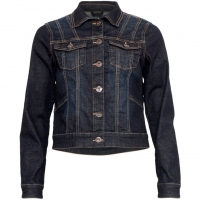 Jakke - Denim blue Dark